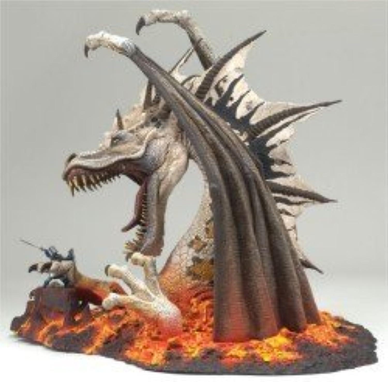 precio al por mayor McFarlane's Dragons Dragons Dragons  Fire Clan Dragon 8.5 by Unknown  para proporcionarle una compra en línea agradable