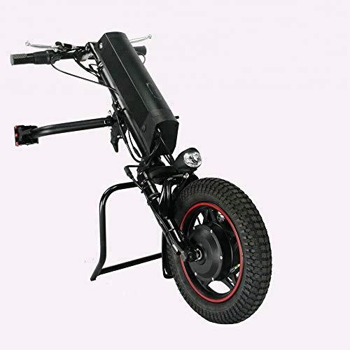 Rollstuhlantrieb Zuggerät Elektrorollstuhl 16'' 36V 250W 11,6Ah LG Lithium-Ionen