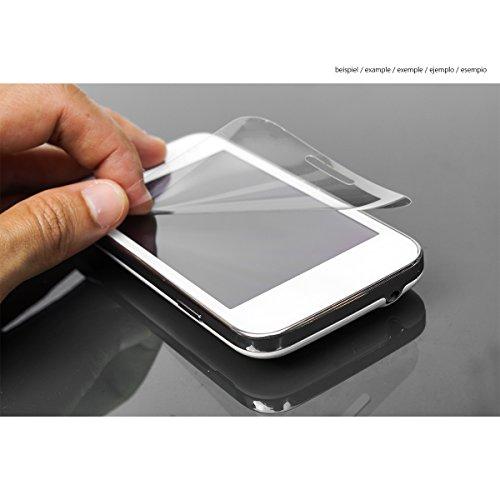 disGuard RY033108 kristallklar hartbeschichtet Displayschutzfolie für Huawei Ascend D Quad XL (2-er Pack) - 3