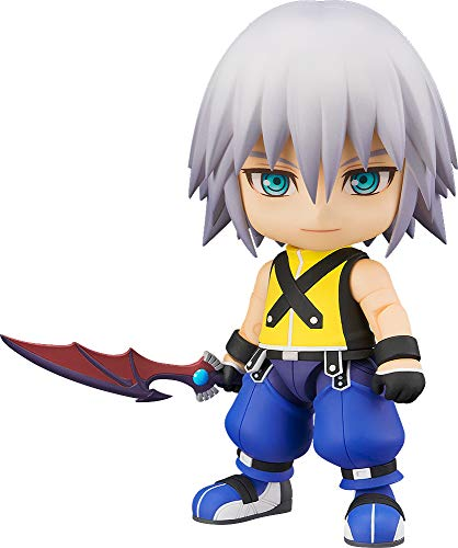 Good Smile Kingdom Hearts: Riku Nendoroid Action Figure