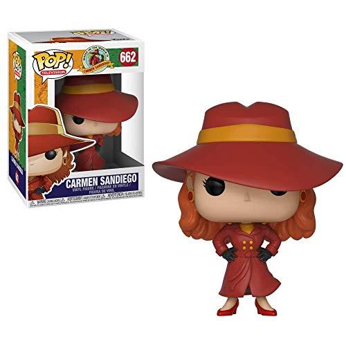 Carmen Sandiego - Pop Carmen Sandiego