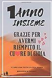Frasi belle: Un anno insieme (Italian Edition)