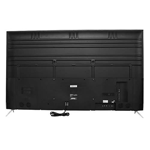 XLOO LED Smart TV 42 Pouces (102 CM),Ultra HD 4K,Wi-FI,3840 × 2160,très approprié pour la Maison,Le Bureau et l'hôtel