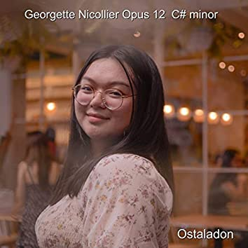 Georgette Nicollier Opus 12 C# Minor