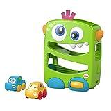 Fisher-Price FYL40 - Monster Rennbahn für Monster Trucks, Baby Spielzeug ab 6 Monaten