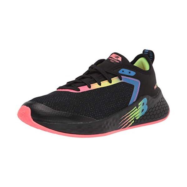 New Balance Unisex-Child Fresh Foam Fast V2 Lace-up Running Shoe
