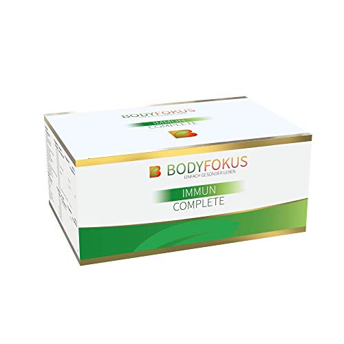 BodyFokus Immun Complete - Zur Unterstützung des Immunsystems