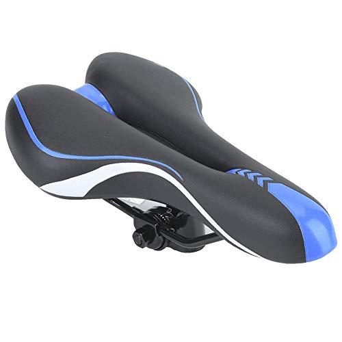 VGEBY1 - Cojín para Asiento de Bicicleta, absorción de Golpes, para Bicicleta de montaña, Acolchado, Suave, para Bicicletas Plegables al Aire Libre y de Carretera