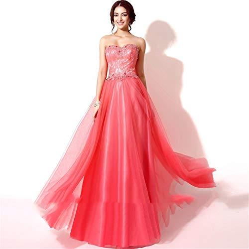 Vestido De Novia Color Coral