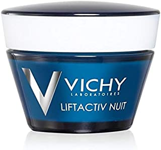 Vichy LiftActiv Night Anti-Wrinkle & Firming Care Cream - 50ml