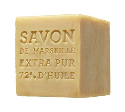TERRA by Compagnie de Provence - Savon de Marseille (savon en cubes) composé à 72% d'huile de palme 400 g
