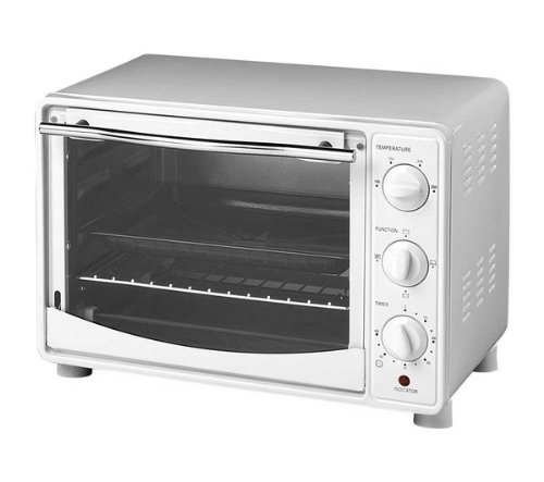 TEAM KALORIK Mini horno TKG OT 21 - blanco: Amazon.es: Hogar