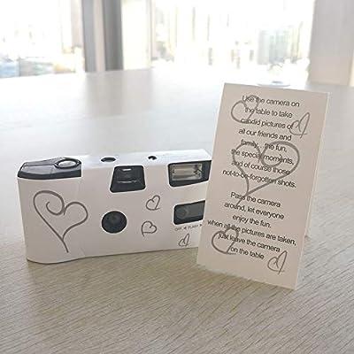 loldomognc w oration camera disposable bridal single use 36 flims included video camera film infrared print camera camera film camera time camera 480p film holga camera use cam by LOLDOMOGNC