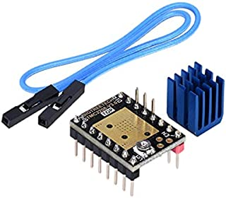 WOVELOT DRV8825 Stepper Motor Driver Module for 3D Printer RepRap 4 RAMPS1.4 StepStick