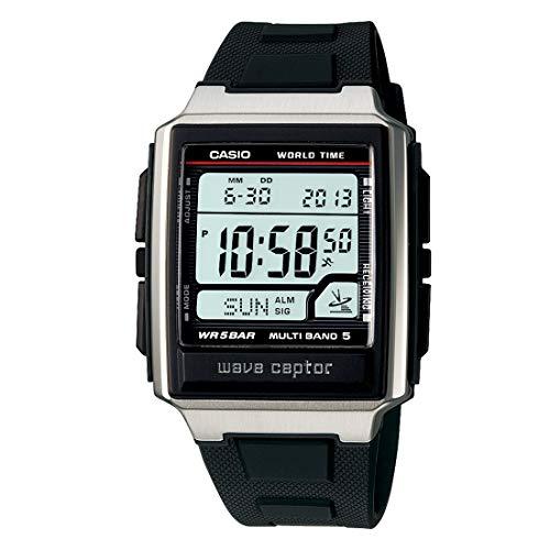CASIO watch WAVE CEPTOR Waveceptor radio clock MULTIBAND 5 WV-59J-1AJF mens watch