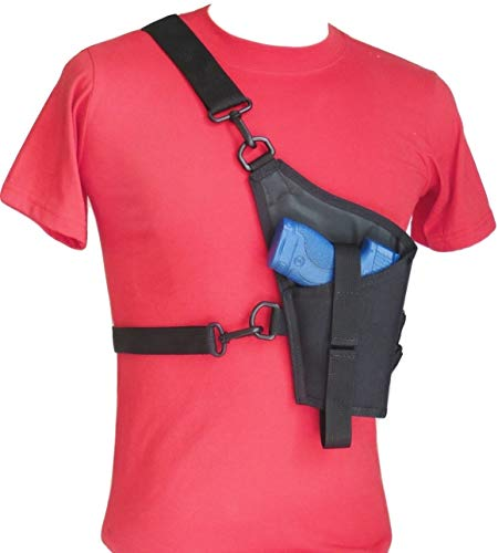 Compact Tanker Style Cross Body Holster for 3' - 3.5' Barrel...