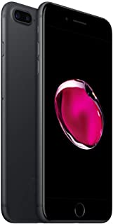 Apple iPhone 7 Plus Black 256GB SIM-Free Smartphone (Renewed)