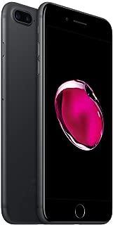 Apple iPhone 7 Plus Black 32GB SIM-Free Smartphone (Renewed)
