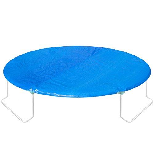 Ultrasport Telone di Protezione Comfort, Copertura Resistente alle intemperie, Adatto a trampolini del Diametro Unisex-Bambini, Blu, Ø 305 cm