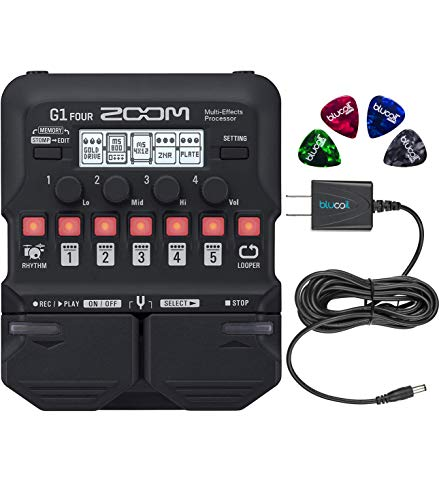 Zoom G1 FOUR...