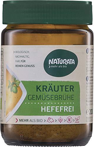 Naturata Bio Kräuter Gemüsebrühe hefefrei (1 x 200 gr)