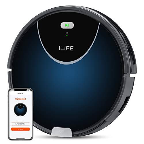 ILIFE V80Max Robot Vacuum,Wi-Fi...