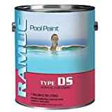 Ramuc Ds31101 Type Ds Acrylic Water Based Technology Pool Paint - White