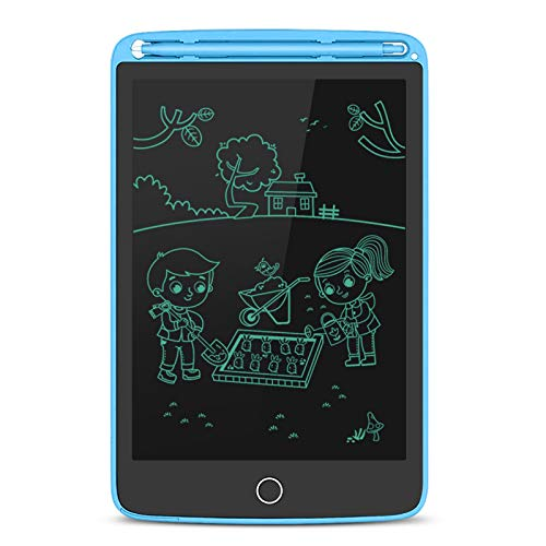 SUNLU LCD Writing Tablet 8.5inch Drawing Tablet, Erasable Reusable Writing Pad, Educational Writing Board for Kids and Adults at Home