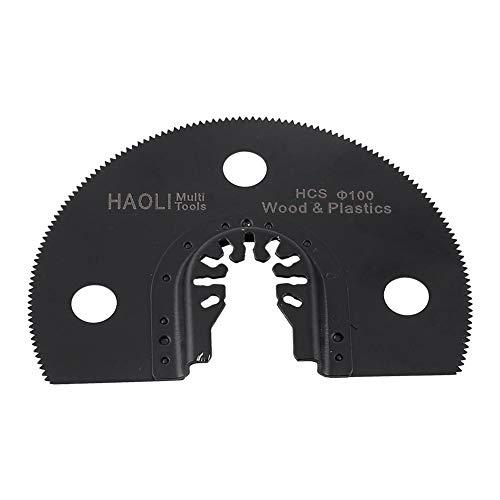 Hoja de sierra oscilante multifuncional de liberación rápida Hojas de sierra eléctrica...