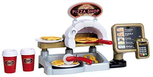 Theo Klein 7306 Pizza Shop OWB, Multicolor