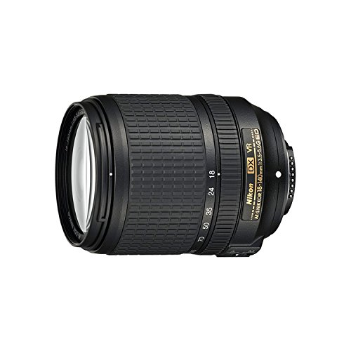 Nikon 高倍率ズームレンズ AF-S DX NIKKOR 18-140mm f/3.5-5.6G ED VR ニコンDXフォーマット専用 [並行輸入品]