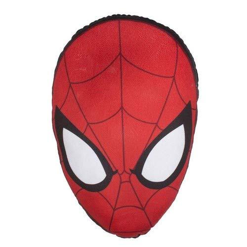 Sambro BAG-838-01 Spiderman Sac à déjeuner en Forme de tête 3D