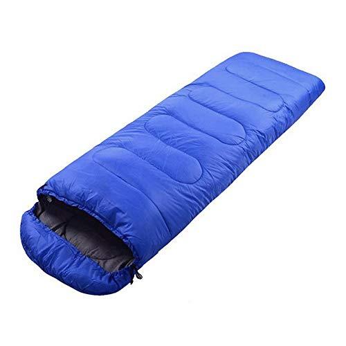 Unbekannt Sac de Couchage Nemo - Portable - Léger - avec Sac de Compression - pour Le Camping, la randonnée - DX88, Bleu