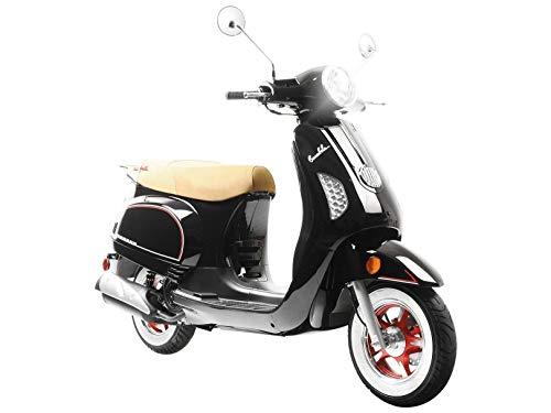 Moto Carabela Greaser 150 Cc Modelo 2020 Negro