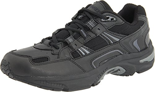 Vionic Women's Walker Classic Shoes, 6.5 B(M) US, Black