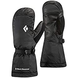 Black Diamond Absolute Mitts Cold Weather Gloves - Best Ice Fishing Gloves