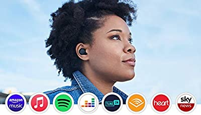 Echo Buds | Wireless earbuds with immersive sound, active noise reduction and Alexa from Amazon