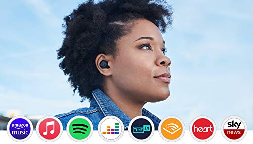 Echo Buds | Wireless earbuds with immersive sound, active noise reduction...
