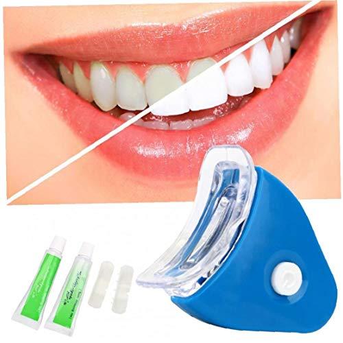 Case&Cover para blanquear los Dientes Geles para Dientes limpios baño Producto 1 Led Set Enfriar White Teeth Whitening Cuidado Oral
