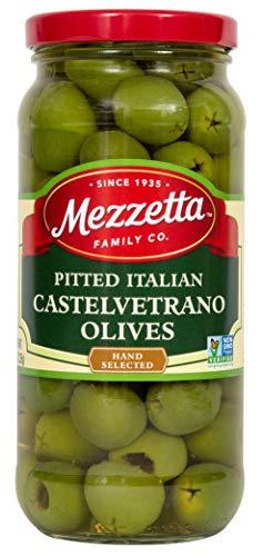 Green Italian Olives