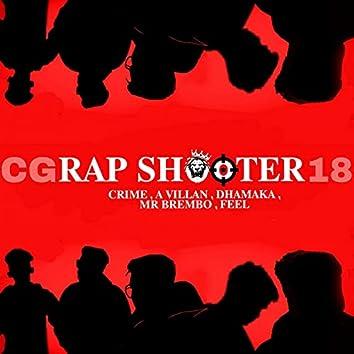 Rap shooter (feat. Crime, A Villain, Mr Brembo, Dhamaka & Feel)