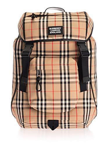 Luxury Fashion | Burberry Heren 8017736 Beige Polyester Rugzak | Herfst-winter 19