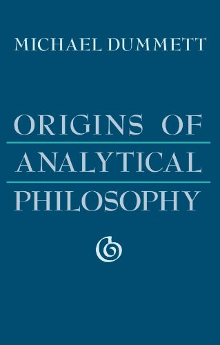 Origins of Analytical Philosophy