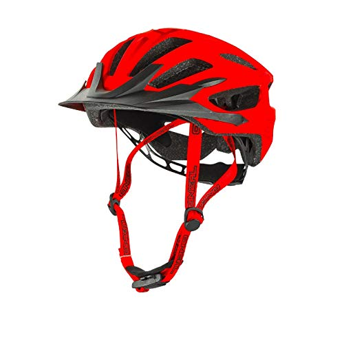 O'NEAL Fahrradhelm Q RL, Rot, XS/S/M (53-58 cm), 0504-10
