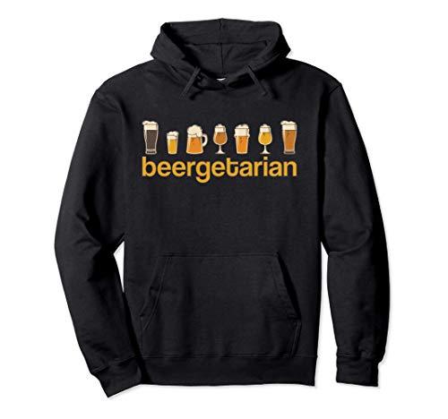 Divertente maglietta per gli amanti della birra Felpa con Cappuccio