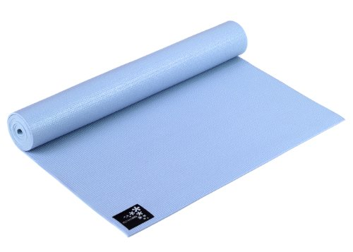 Yogistar Yogamatte Basic - rutschfest - Sky