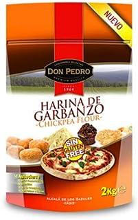 comprar comparacion Harina de Garbanzo - Sin Gluten - Don Pedro - 2 Kg