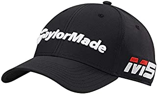 TaylorMade Golf 2019 Mens Performance Tour Radar M5/TP5 Adjustable Golf Cap
