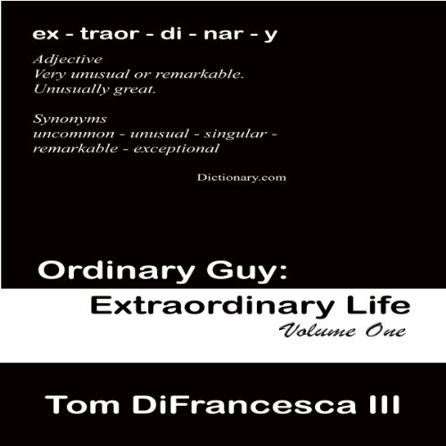 Ordinary Guy audiobook cover art