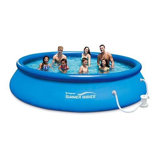 Best Summer Waves Pool Reviews - ​​Summer Waves 15ft x 36in Above Ground Swimming Pool